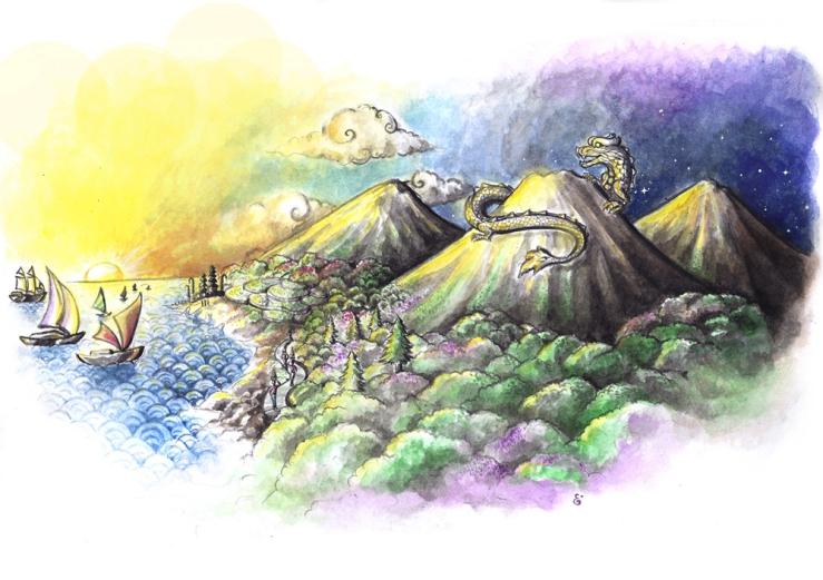5. The Island