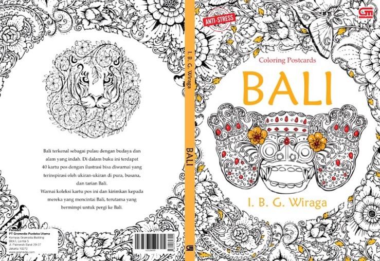 Coloring Book IBG Wiraga